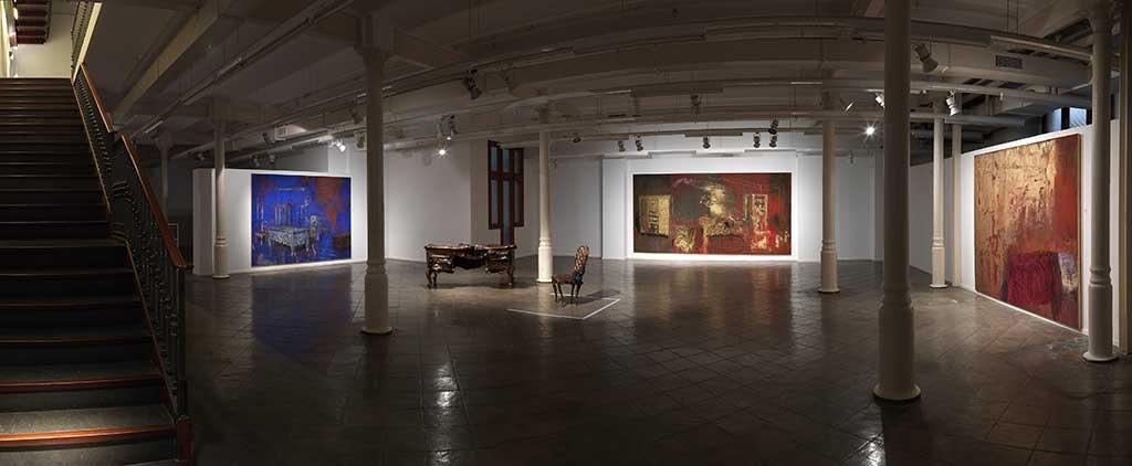 Julio Vaquero - Exposición en la Fundacio Vila Casas