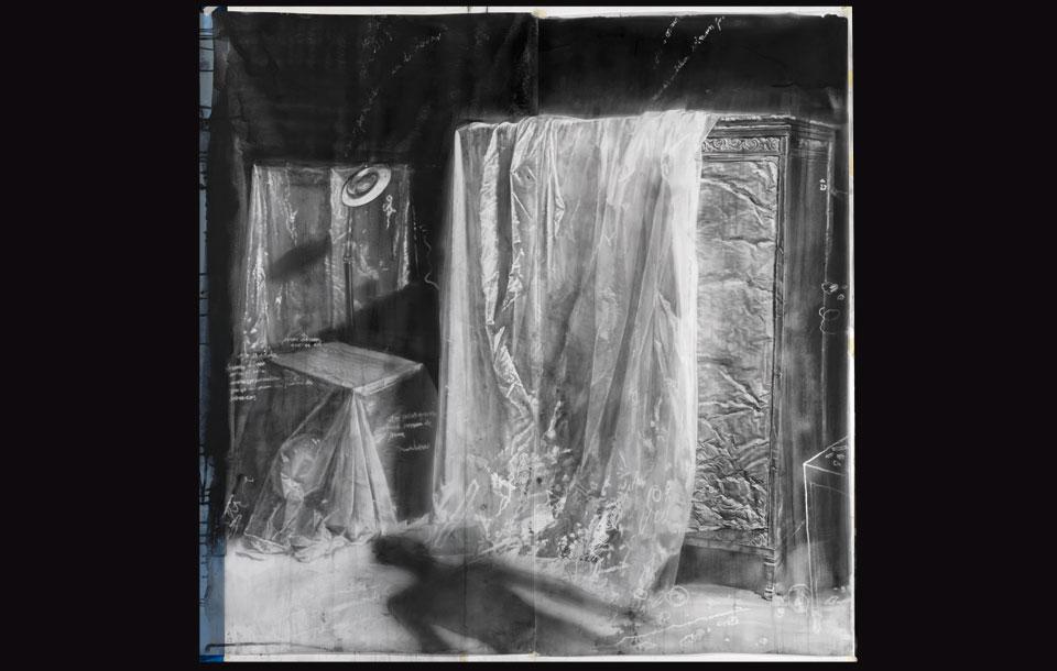 Julio-Vaquero-dibujo-habitacion-con-fantasmas