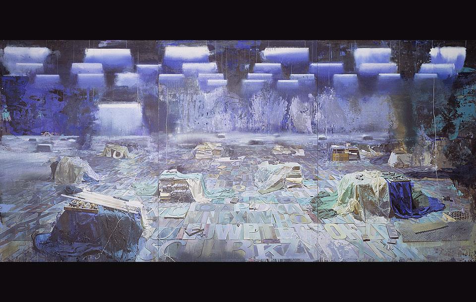 Julio-Vaquero-pintura-el-espiritu-de-la-profecia