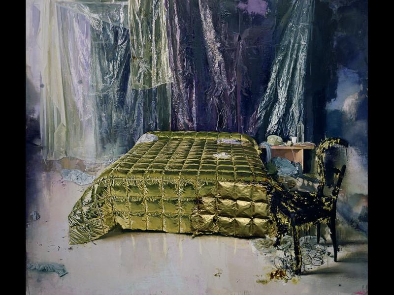 La cama de oro