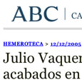 Noticia del ABC