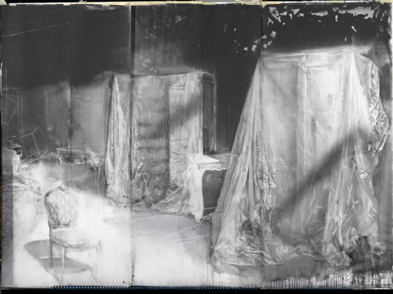 Habitación con fantasmas