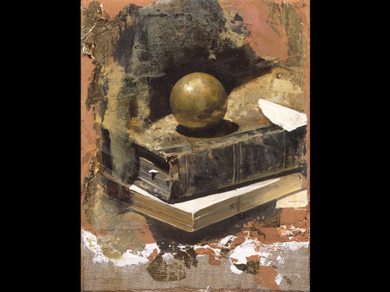 La esfera de oro
