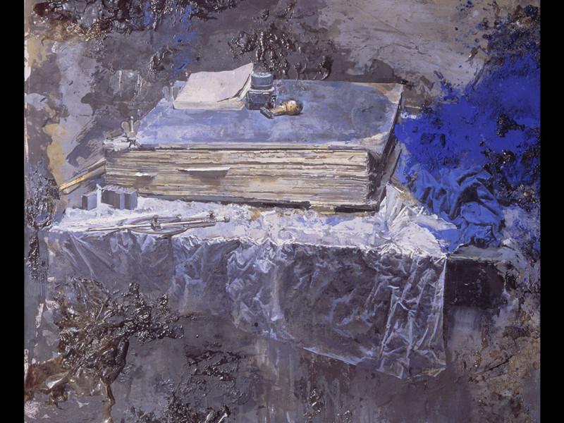Libro de luz azul